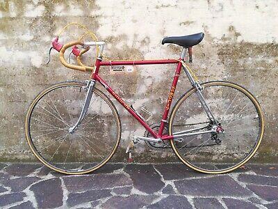 Bicicletta Da Corsa Vintage Semprini Size 56 Ebay