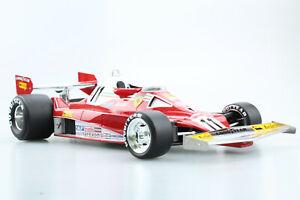 Ferrari 312 T2 #11 N. Lauda Champion 1977 - 1:18 GP Replicas lim.500 Stk