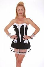 Maid For Fun French Maid Halloween Costume