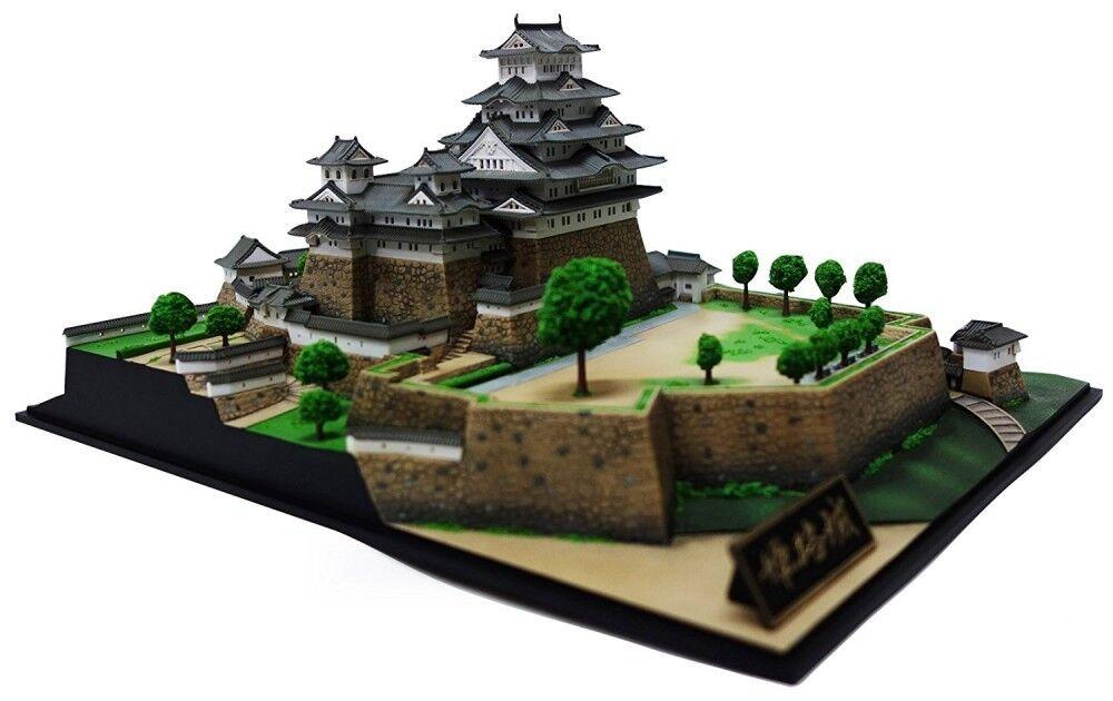 DOYUSHA  Japan's Best Castles  National treasure   Premium Himeji Castle Kit