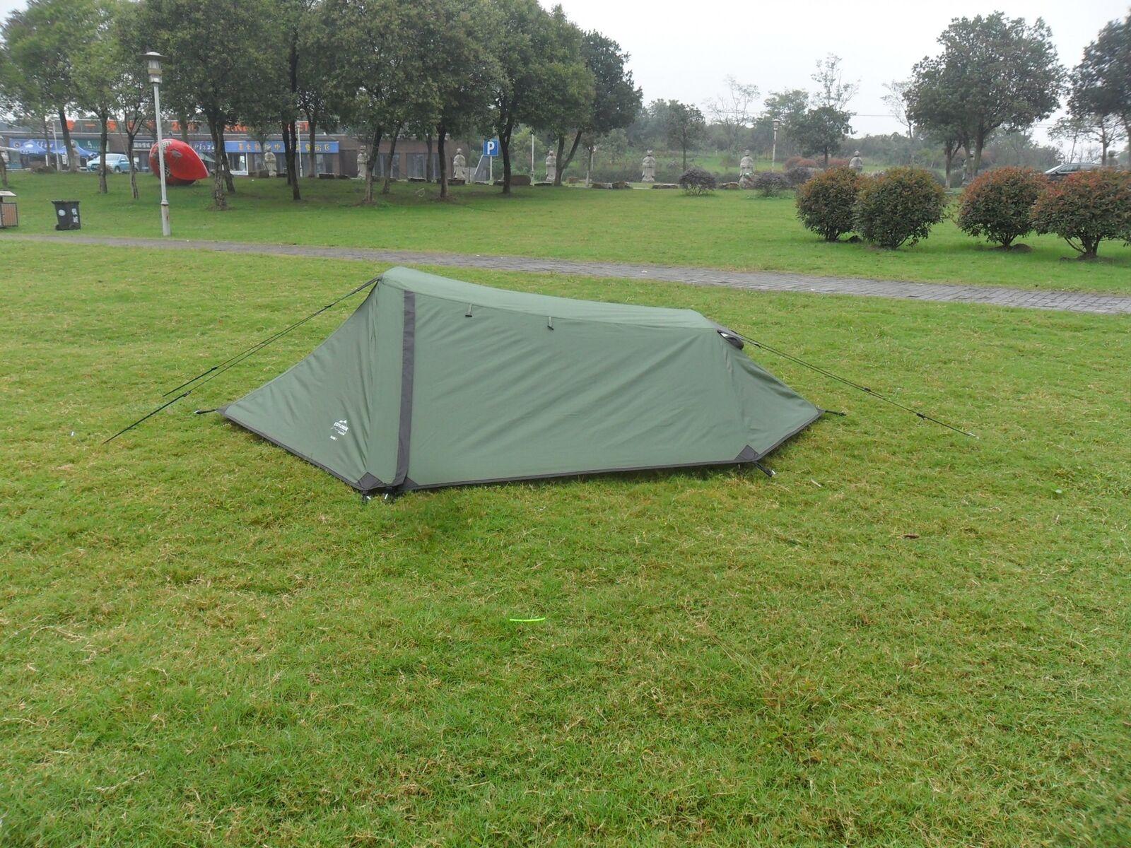 Namib 2 Leichtzelt Doppeldach Zelt 2 Personen    Outdoor Camping c241e7