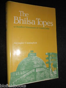 The-Bhilsa-Topes-Or-Buddhist-Monuments-Of-Central-India-1997-Major-Cunningham