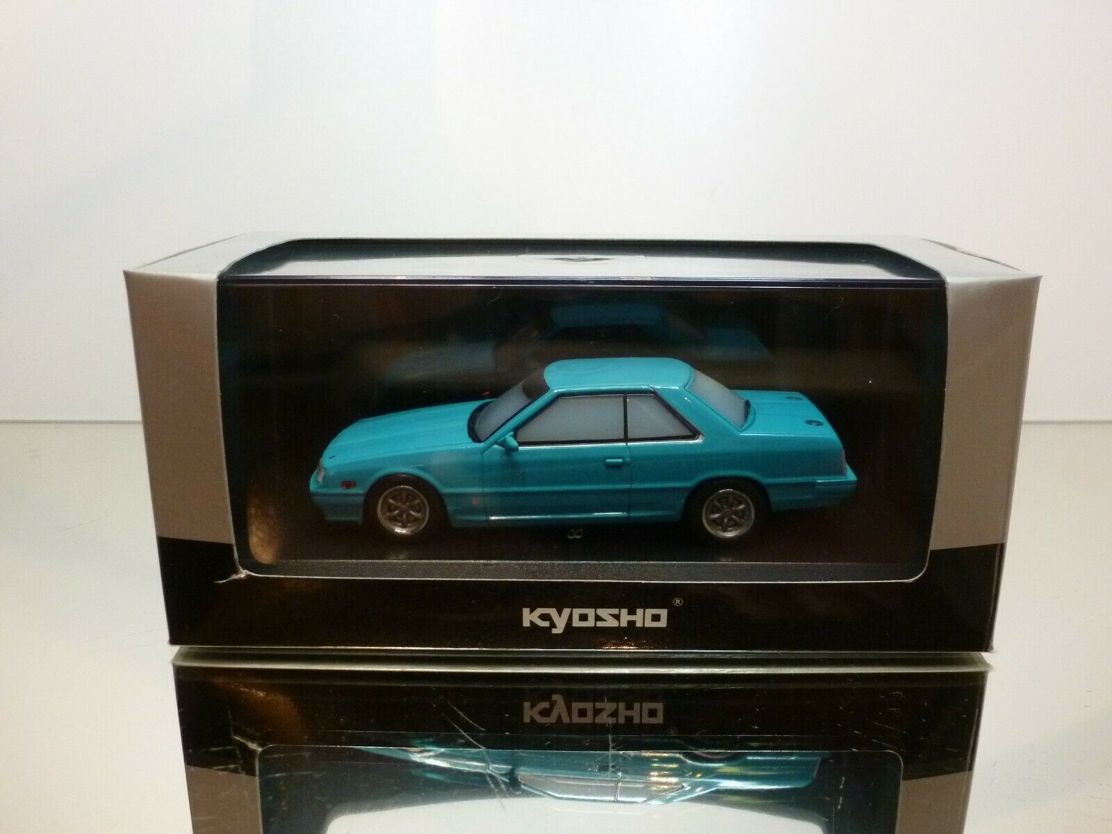 KYOSHO 3602B NISSAN SKYLINE RS TURBO - GOOD CONDITION IN BOX