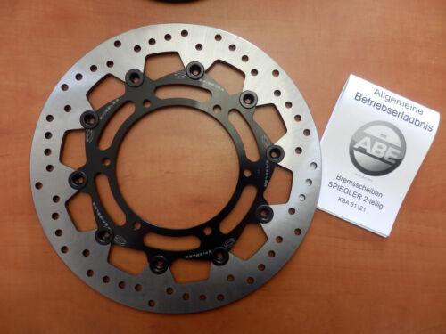 YAMAHA MT 01 RP18 SPIEGLER Bremsscheibe 310mm EDELSTAHL MT01 MT-01 break disc