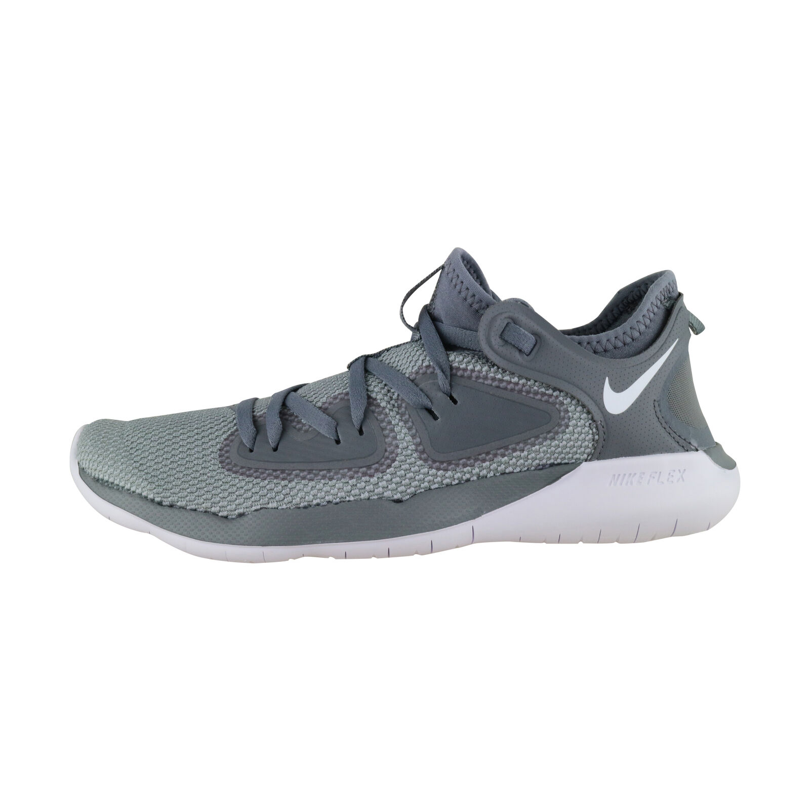 Nike Flex 2019 Rn Women Grey  White AQ7487-003  guaranteed