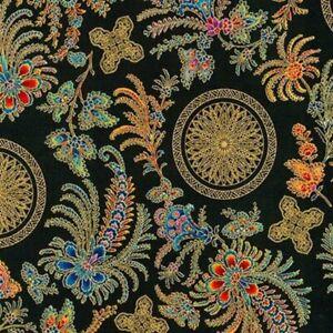 Robert-Kaufman-Treasures-of-Alexandria-18846-205-Multi-Egyptian-Theme-Fabric-BTY