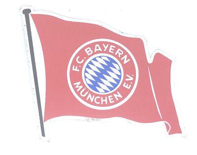 FC Bayern München Fenster Bild Auto Aufkleber Bundesliga Fussball #3905