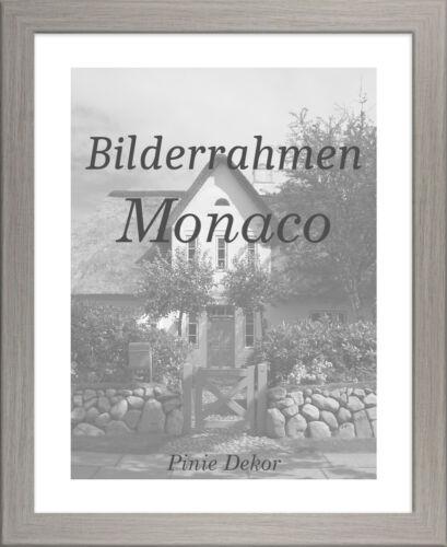 Bilderrahmen Monaco 54x68 cm Foto Poster Puzzle Galerie 68x54 cm