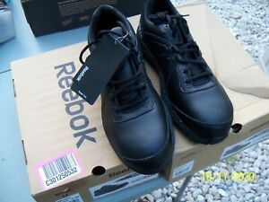 Reebok RB3501 Men's Black Steel Toe