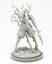30mm-Resin-Kingdom-Death-Samurai-Death-Unpainted-WH304 thumbnail 4