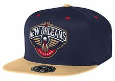 63408db3522 item 2 NEW ORLEANS PELICANS Mitchell   Ness 2 Tone High Crown Fitted NBA Hat  Cap -NEW ORLEANS PELICANS Mitchell   Ness 2 Tone High Crown Fitted NBA Hat  Cap