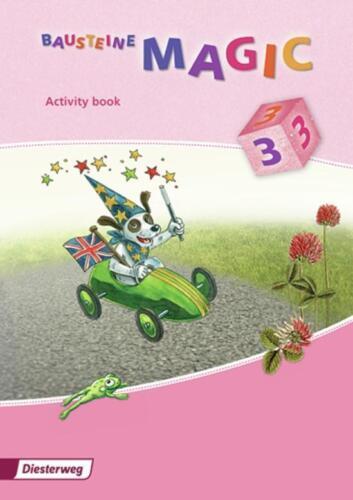 1 von 1 - Bausteine Magic 3. Activity book von Hans-Eberhard Piepho (2009, Geheftet)