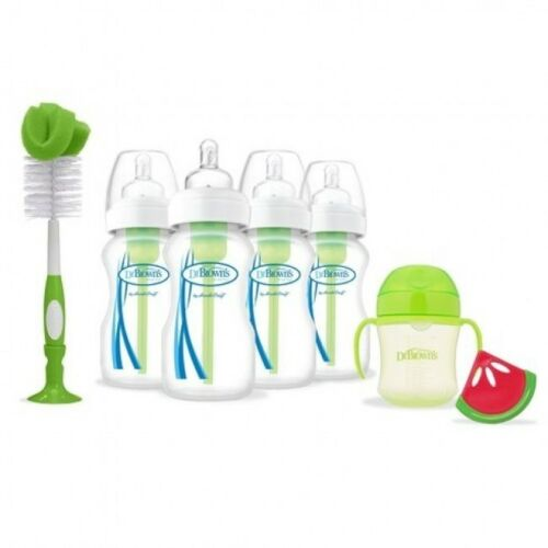 Dr Browns Options Babies Bottle Cup Starter Set Warehouse Clearance