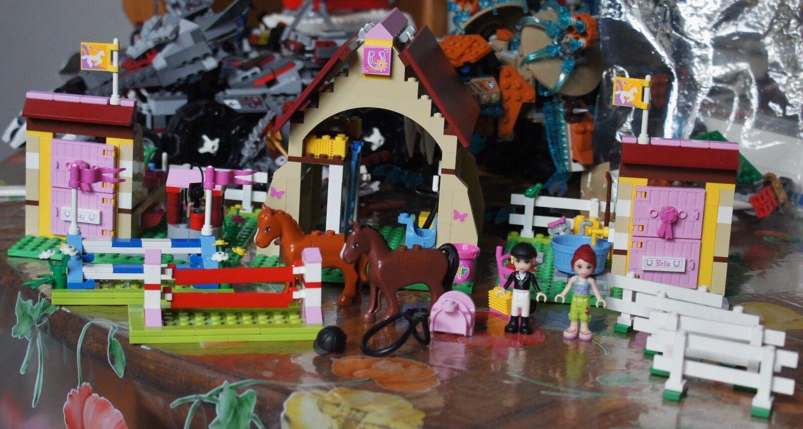 Lego Friends 3189 Les écuries de Heartlake Heartlake Heartlake City Stables 1fbdd9