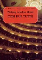 Cosi Fan Tutte K. 588 Vocal Score 050337770