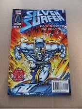 Silver Surfer 121  .Quasar / Beta Ray Bill App .   Marvel 1996 -  VF - minus