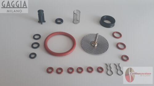 GAGGIA TITANIUM Repair Kit SET, ROYAL INCANTO Saeco MAGIC ITALIA
