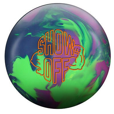 Verantwortlich 6,8 Kg Roto Grip Show Off Bowling Ball Mit Dem Besten Service Bowling & Kegeln Weitere Sportarten