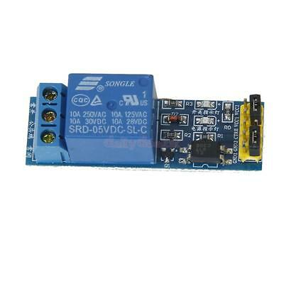 1-Channel 5V Relay Module opto-isolator high level trigger