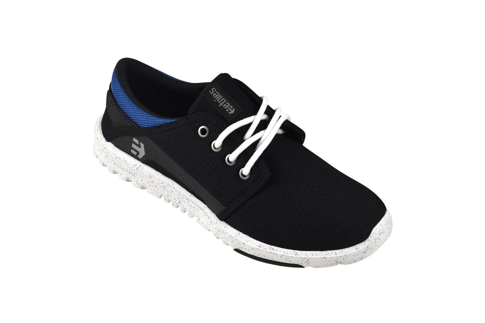 Billig hohe Qualität Etnies Scout black/blue/black Sneaker/Schuhe schwarz