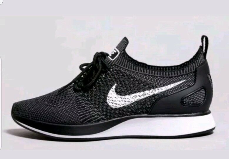 Nike Air Zoom Mariah Flyknit Racer 918264 Trainers 003 noir gris W Trainers 918264 Taille 7.5 edeed4