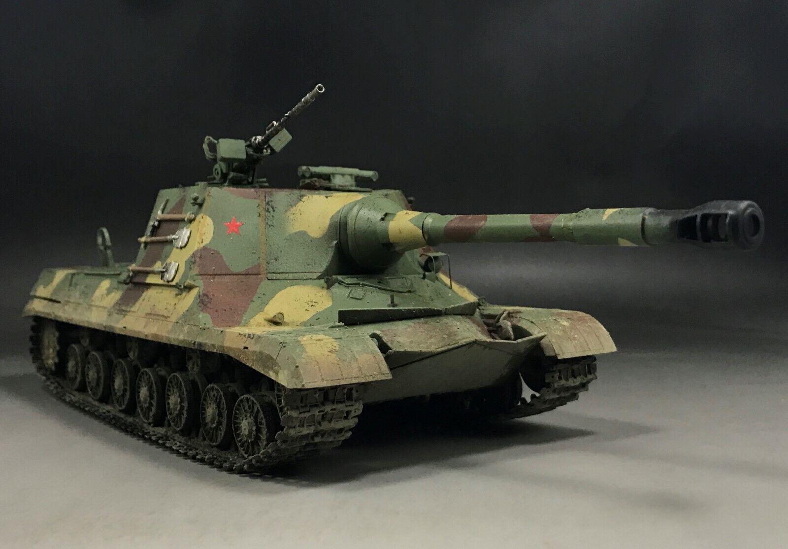 1   35 hornos de trompeta 05544 05544 05544 Sultán 268 modelo de tanque SPG fbe