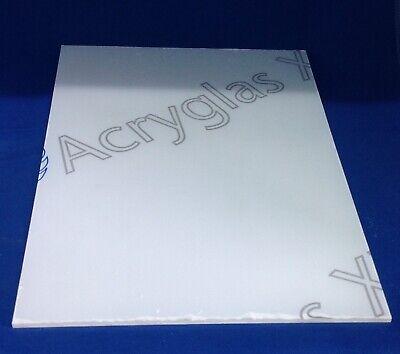 Clear Plastic Perspex Acrylic Plexiglass Panel  A3 4mm 420 mm x 297 NEW  5x pack