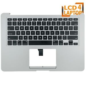 For-Apple-MacBook-Air-13-A1466-2013-2015-Topcase-Palmrest-Housing-US-Keyboard