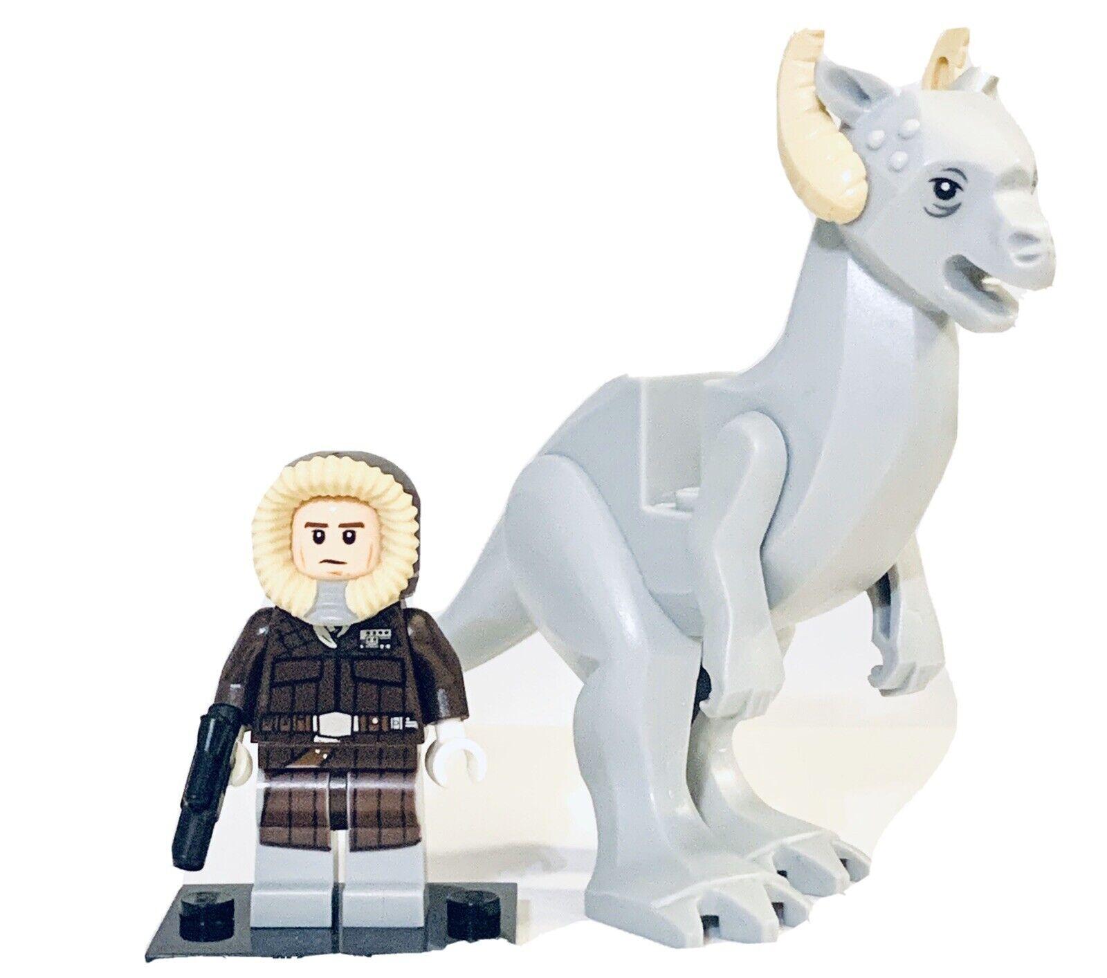 Hoth Han Solo GENUINE LEGO STAR WARS MINIFIGURES