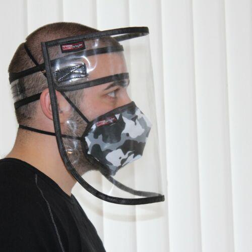 Leichter Gesichtsschutz Helm