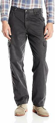 Wrangler Authentics Men's Fleece Lined Cargo Pant Choose SZ//color