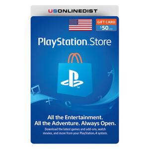 Sony-Playstation-Network-50-USD-Card-PSN-50-Dollar-PS4-PS3-PSP-USA-Only