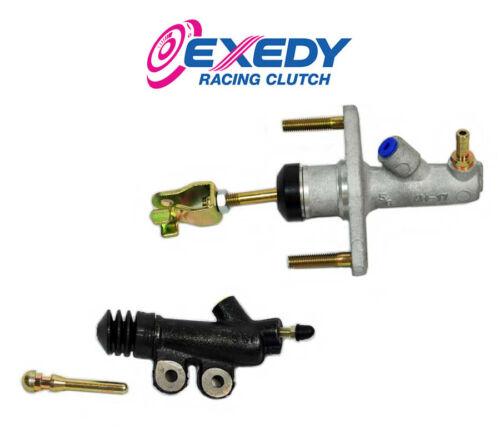 Exedy OEM Clutch Slave /& Master Cylinder Kit 1993-1997 Honda Civic Del Sol