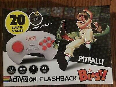 Activision Flashback Blast Pitfall Retro Classic Hdmi Gaming 20 Built In Games Grade Producten Volgens Kwaliteit