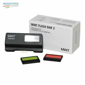 MINT Flash Bar 2 Blitz für Polaroid SX-70