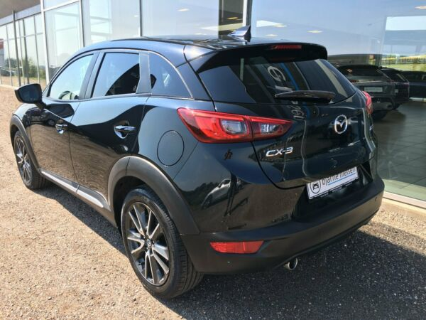 Mazda CX-3 1,5 Sky-D 105 Optimum - billede 4
