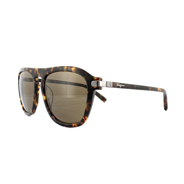 c03b2401e28c7 Salvatore Ferragamo gafas de Sol Sf786s 214 Marrón habano