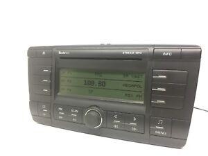 SKODA-OCTAVIA-MK2-05-09-Radio-Stereo-CD-Player-Head-Unit-1Z0035161C-code