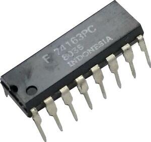 10 PCS SN74HC193N 74HC193 Presettable synchronous 4-bit binary up//down counter