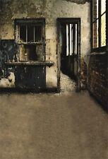 Deserted Brick House Photography Backgrounds 3x5ft Vinyl Studio Photo Backdrops