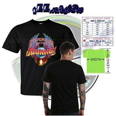 new JOURNEY the BAND tour Classic Rock band concert logo mens S to 4XLT