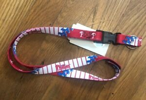 MLB-Philadelphia-Phillies-Baseball-Break-Away-Lanyard-NEW