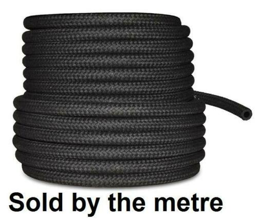 "10mm 3//8/"" Car Fuel System Braided Hose Reinforced Polyester Cord Quality Rubber"