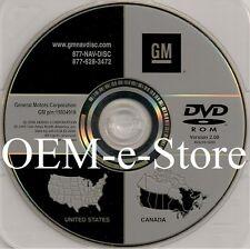 Only 2008 2009 Hummer H2 / SUT Sport Navigation OEM DVD Map United States Canada