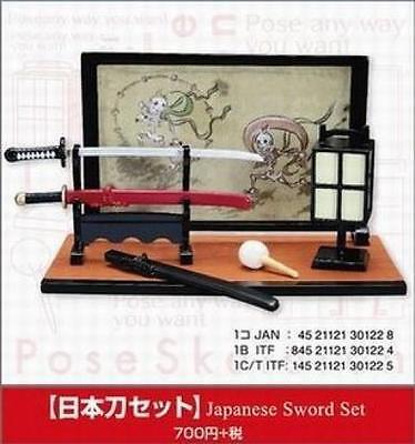 Re-ment Miniatures Pose Skeleton Poseskeleton Accessory Prank Set Figure Japan