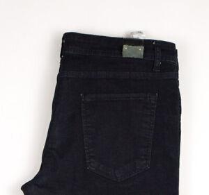 Massimo Dutti Herren Gerades Bein Slim Jeans Größe 36 - 46 (W38 L34) ATZ525