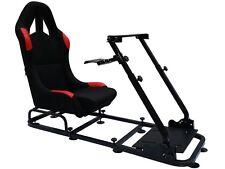Simulatore SEDILE RACING sedile di guida, Simulator Game Chair XBOX PLAYSTATION PC F1