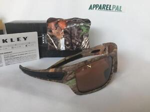 450d5b5d97 New Oakley TURBINE Sunglasses KING WOODLAND CAMO VR28 Black Iridium ...