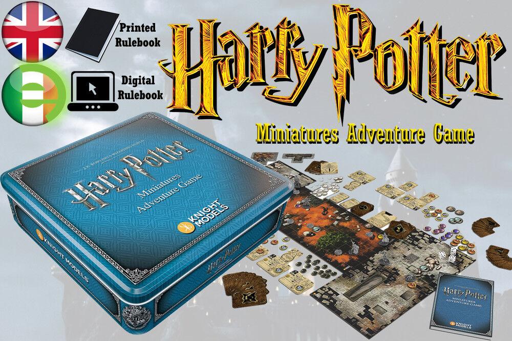 HARRY POTTER: Miniaturen Abenteuer GAME Spiel aus Tabelle (ITA - ENG)