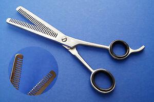 Effilierschere-Modellierschere-Haarschere-Ausduennschere-6-034-15-5-cm-1A-Edelstahl